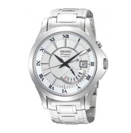 f6669a600a76 Reloj Seiko Premier Kinetic Joyería Juan Luis Larráyoz Pamplona comprer  reloes seiko joyeria relojeria online