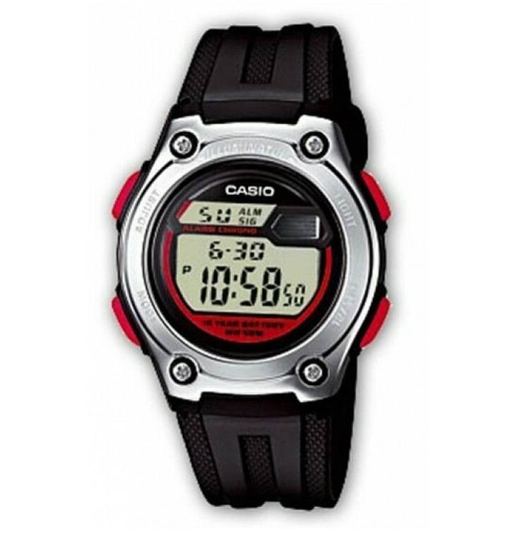94afd50cf28b Reloj casio rojo cadete niño niña Joyería Juan Luis Larráyoz Pamplona  comprar relojes casio joyería online