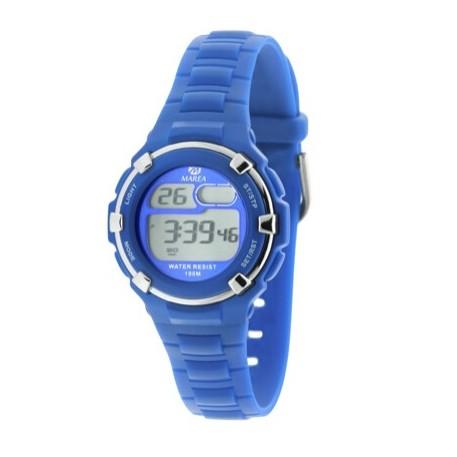 e1a44bba574c Reloj Marea Digital Multifunción niño azul