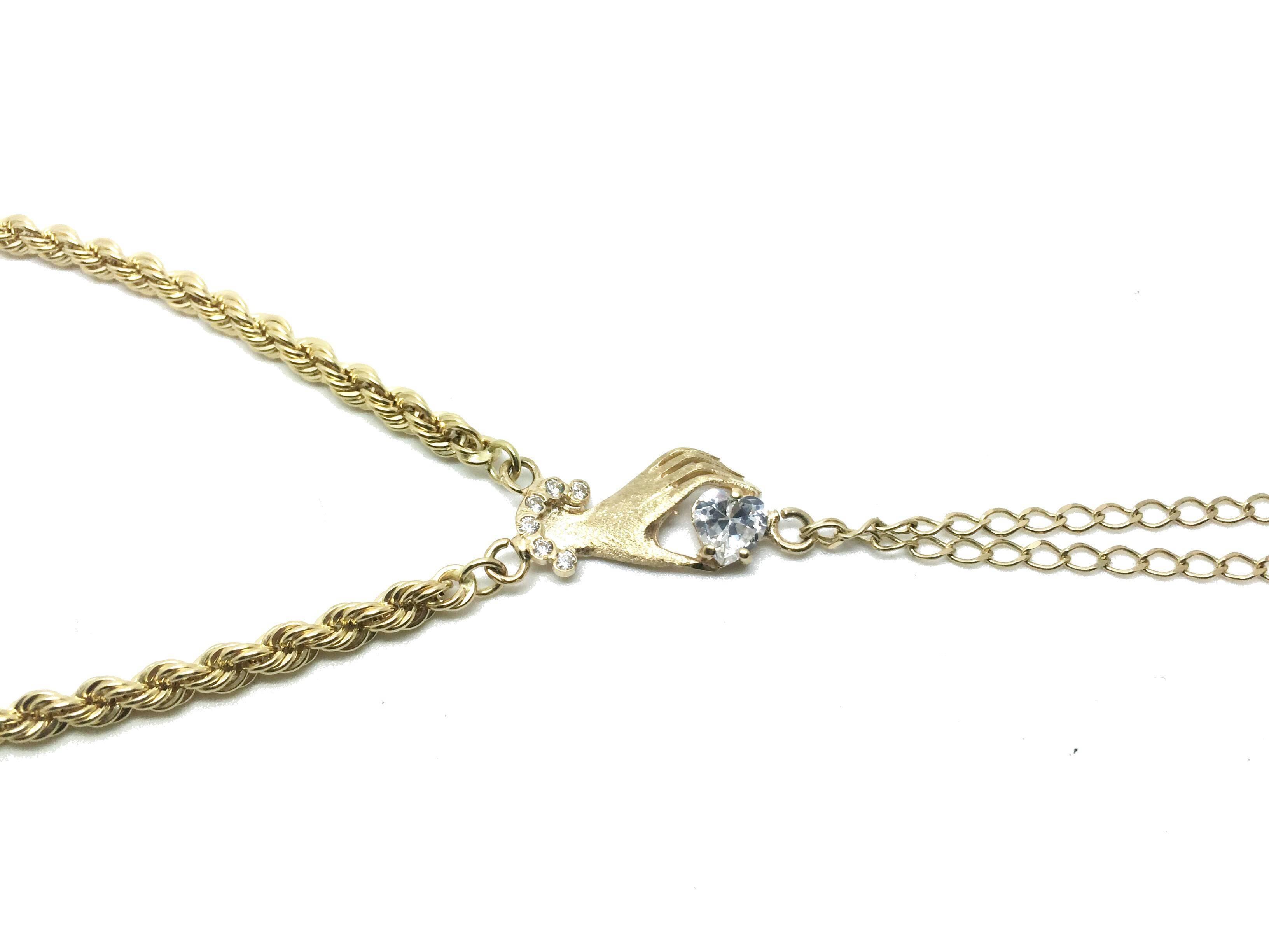 061a949701f6 Pulsera de dedo oro Joyería Juan Luis Larráyoz Pamplona joyería online  comprar pulsera
