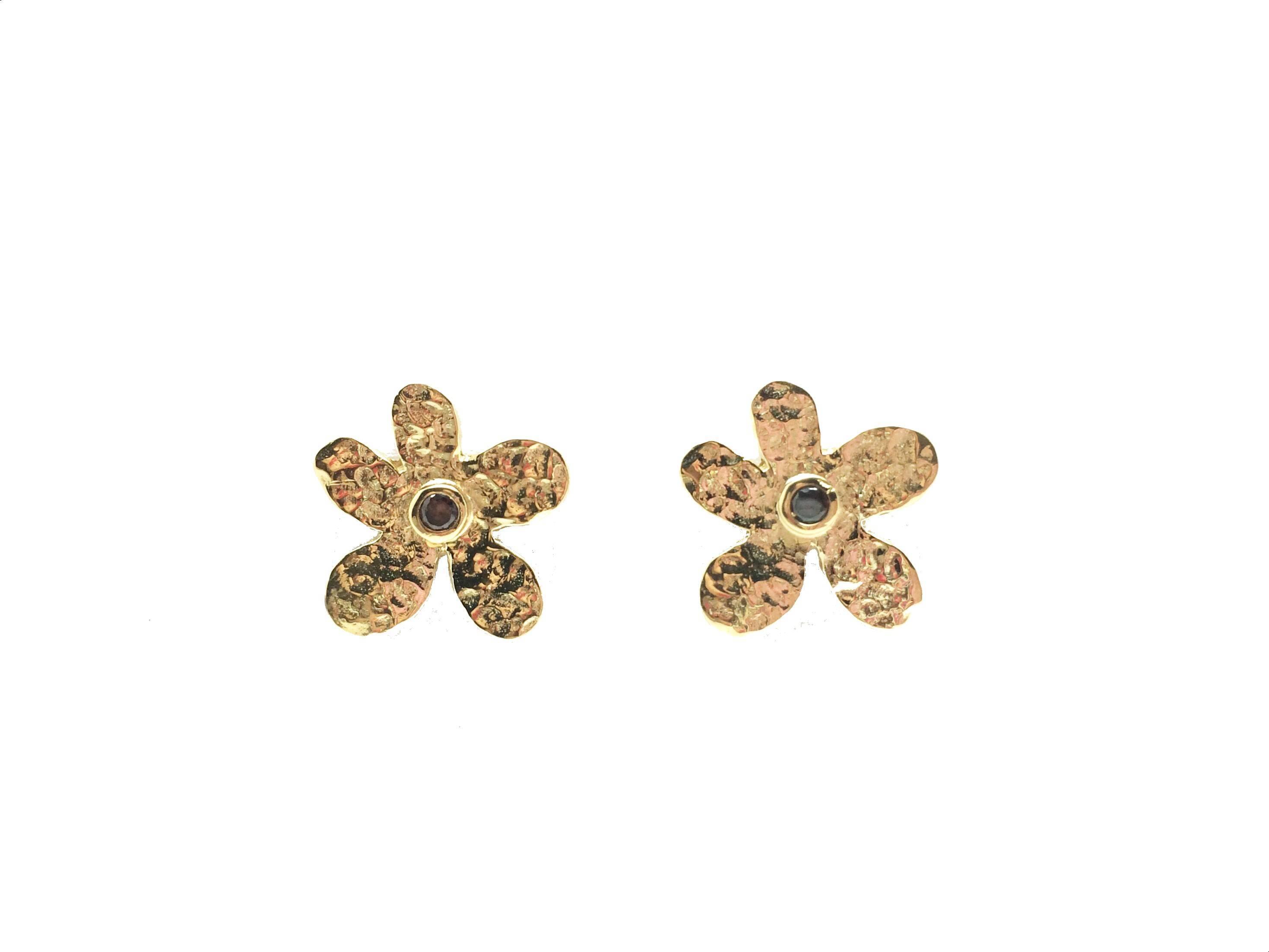 713f643520ca Pendientes de plata Flor Joyería Juan Luis Larráyoz Pamplona comprar  pendientes infinito