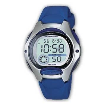 a5579ff5d9ba Reloj casio azul cadete niño niña niña Joyería Juan Luis Larráyoz Pamplona  comprar relojes casio joyería