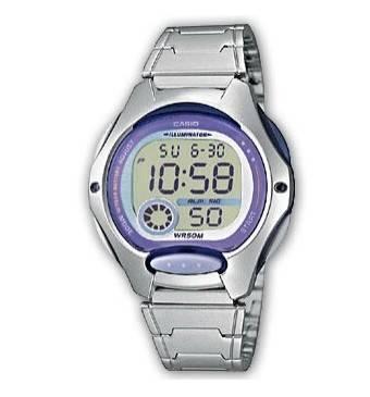 Digital Casio Digital Reloj Reloj Lila Casio Reloj Lila E9D2HI