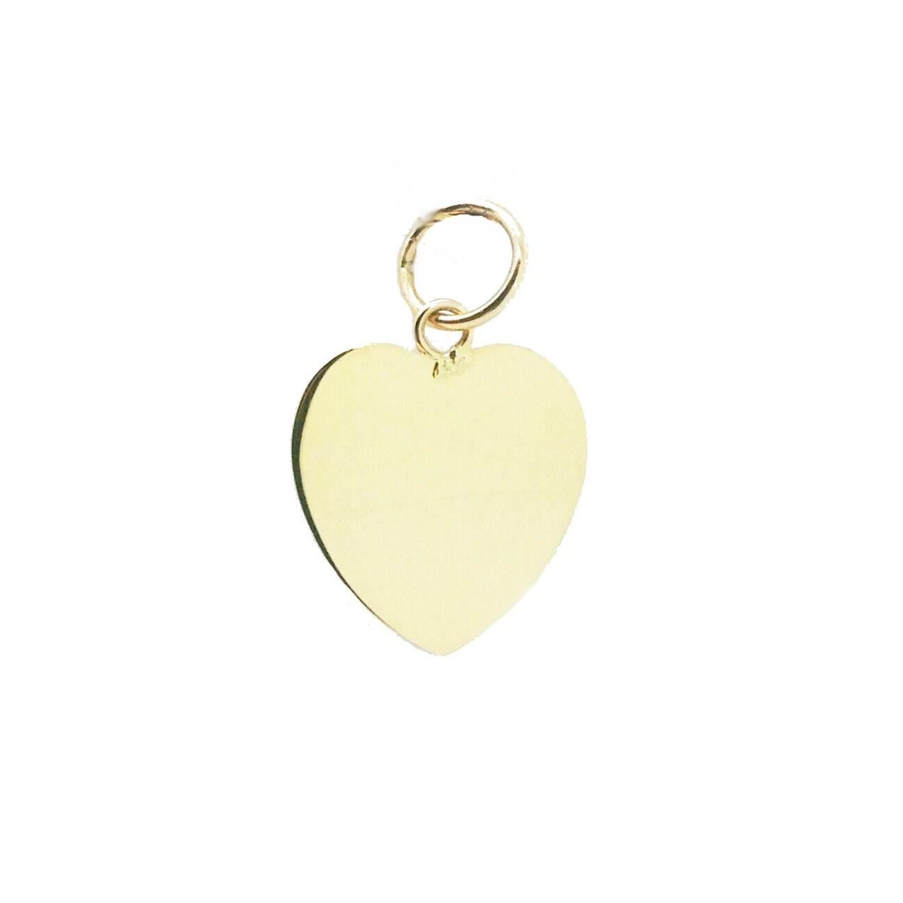 12dbd51fa3f0 Colgante de oro Corazón Joyería Juan Luis Larráyoz Pamplona regalo san  valentín enamorados pareja