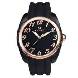 42988653b08d Reloj Viceroy negro oro rosa