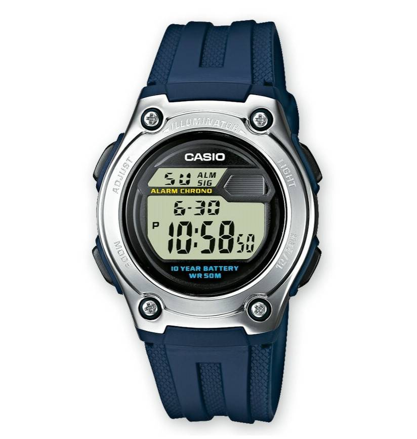 Reloj Reloj Niño Digital Digital Casio Niño Azul Casio Azul rdCeBxo