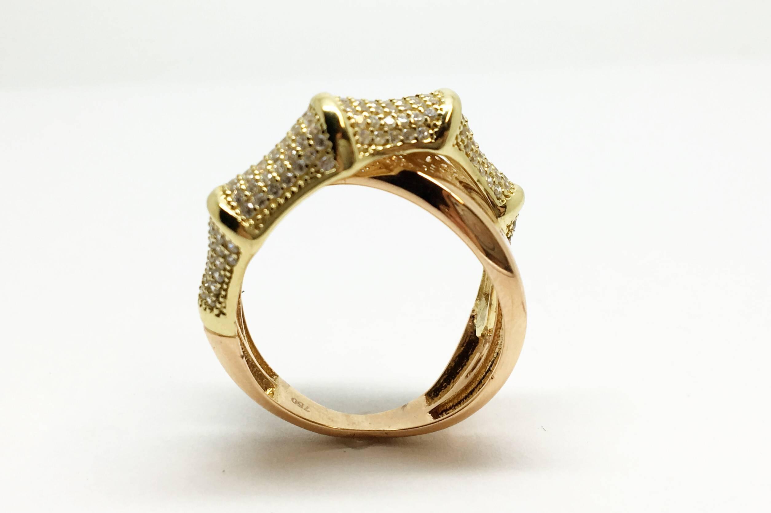 Sortija oro oro rosa Joyería Juan Luis Larráyoz comprar online anillo joyería online