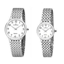 7f60bc686d10 Juego de relojes Candino