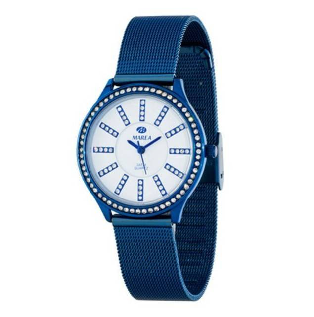 1306ca1f4966 Reloj Marea azul malla milanesa Joyería Juan Luis Larráyoz Pamplona joyería  online relojes online
