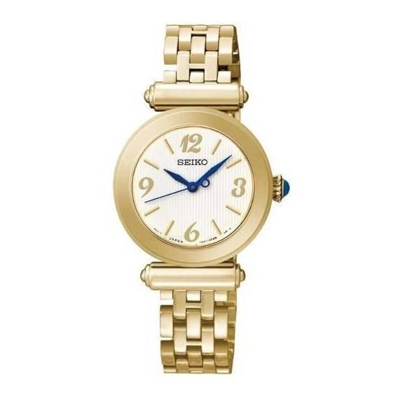 505976b19150 Reloj Seiko dorado mujer Joyería Juan Luis Larráyoz Pamplona comprar seiko  señora online relojeria joyeria online