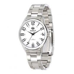 83af24aed2c4 Reloj Marea acero caballero