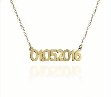 Gargantilla de plata fecha -15839