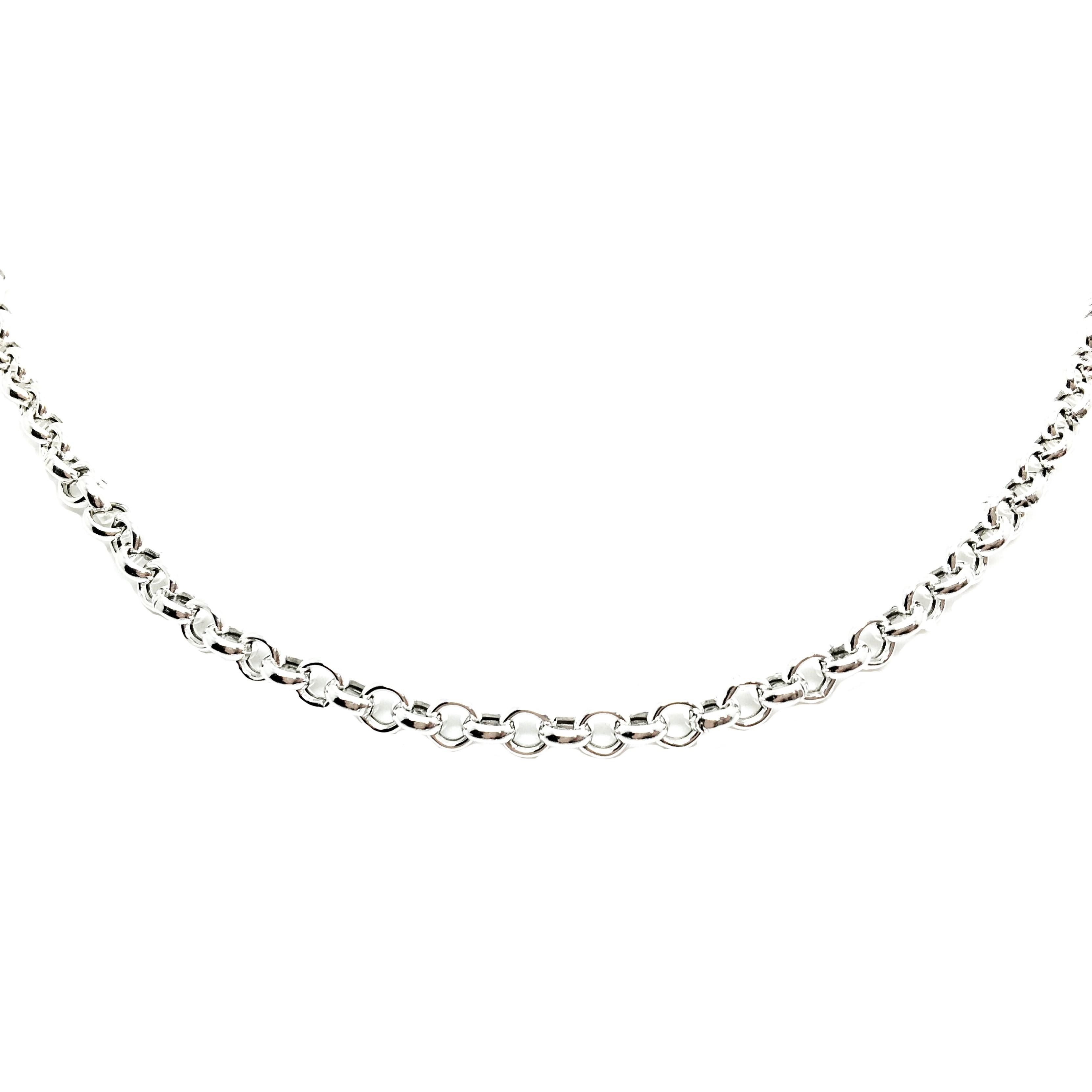792c5f313467 Cadena plata 40cm joyería juan luis larráyoz pamplona comprar online