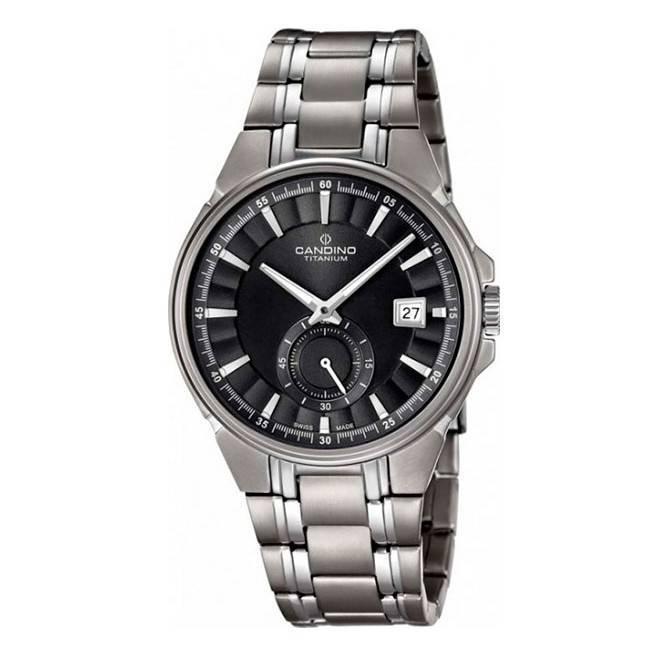 24ae46599718 Reloj Candino titanio Joyería Juan Luis Larráyoz Pamplona comprar relojes  candino joyería online