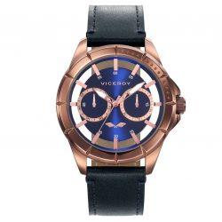 1a75aa86d995 Reloj Viceroy IP cobre esfera azul 100m
