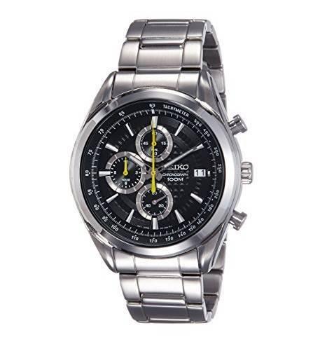 e10c9f9d37a4 Reloj seiko crono caballero Joyería Juan Luis Larráyoz Pamplona comprar seiko  joyería online