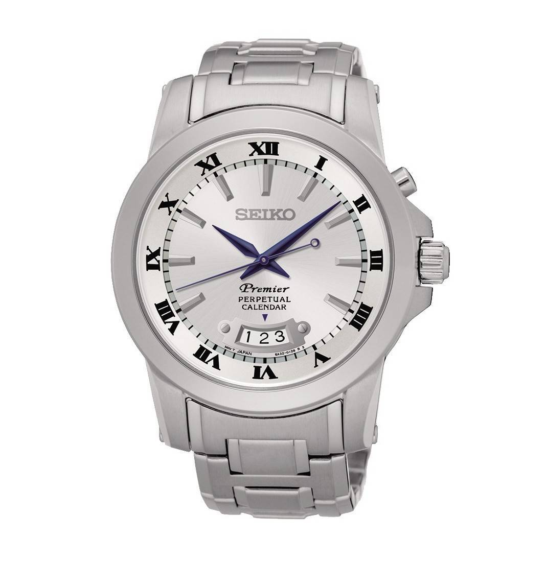 d30d45b4f55d snq145p1 Reloj Seiko Premier Perpetual Calendar Joyería juan luis larrayoz  pamplona comrpar relojes seiko pamplona online