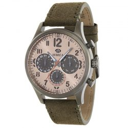 f342f21abf46 Reloj Marea multifunción caqui