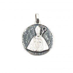Medallla de plata san fermin joyería juan kuis larrayoz pamplona