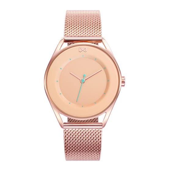 c31573391845 reloj mark maddox venice mm7109-76 ip rosa malla milanesa joyería juan luis  larráyoz pamplona
