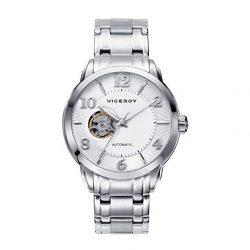 reloj viceroy luxury 471005-05 automatico joyería juan luis larráyoz pamplona