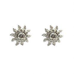 71a001bf4807 Pendientes de plata Eguzkilore