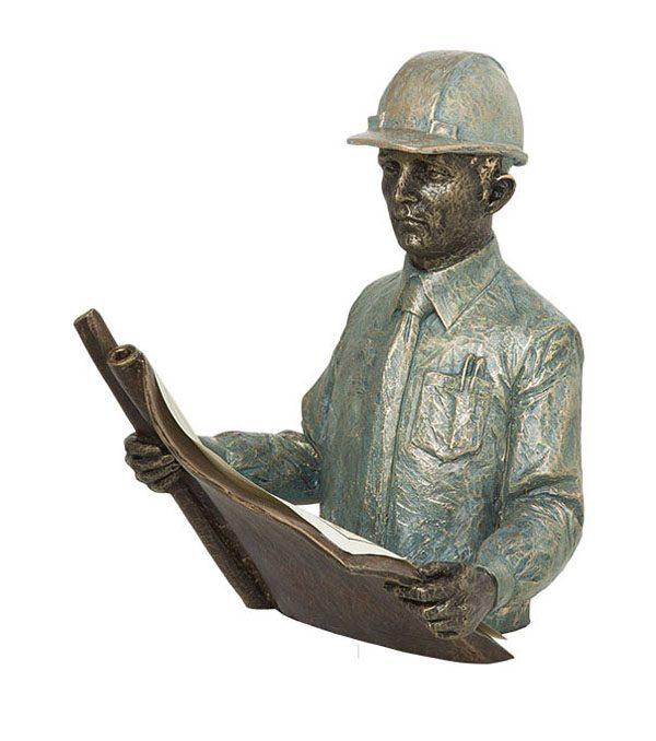 escultura regalo aparejador arquitecto ingeniero joyería juan luis larráyoz pamplona