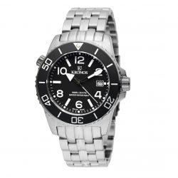 reloj kronos k300 sumergible 300m negro joyería juan luis larráyoz pamplona