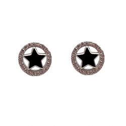 pendientes de plata estrella joyería juan luis larráyoz pamplona