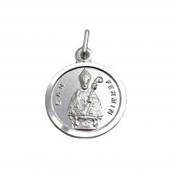 medalla de san fermín plata joyería juan luis larráyoz pamplona