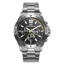 reloj mark maddox mission multifunción sumergible negro amarillo joyería juan luis larráyoz pamplona comprar online