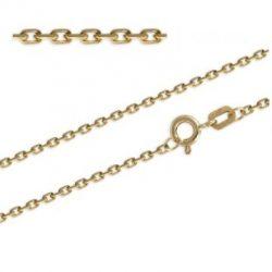 cadena de oro forzada joyería juan luis larráyoz pamplona