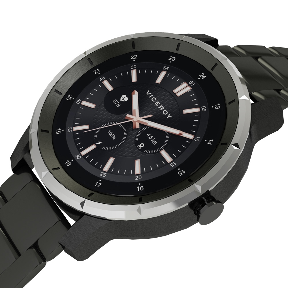 41111-50 reloj viceroy smartwatch smartpro hombre caballero man joyería juan luis larráyoz pamplona