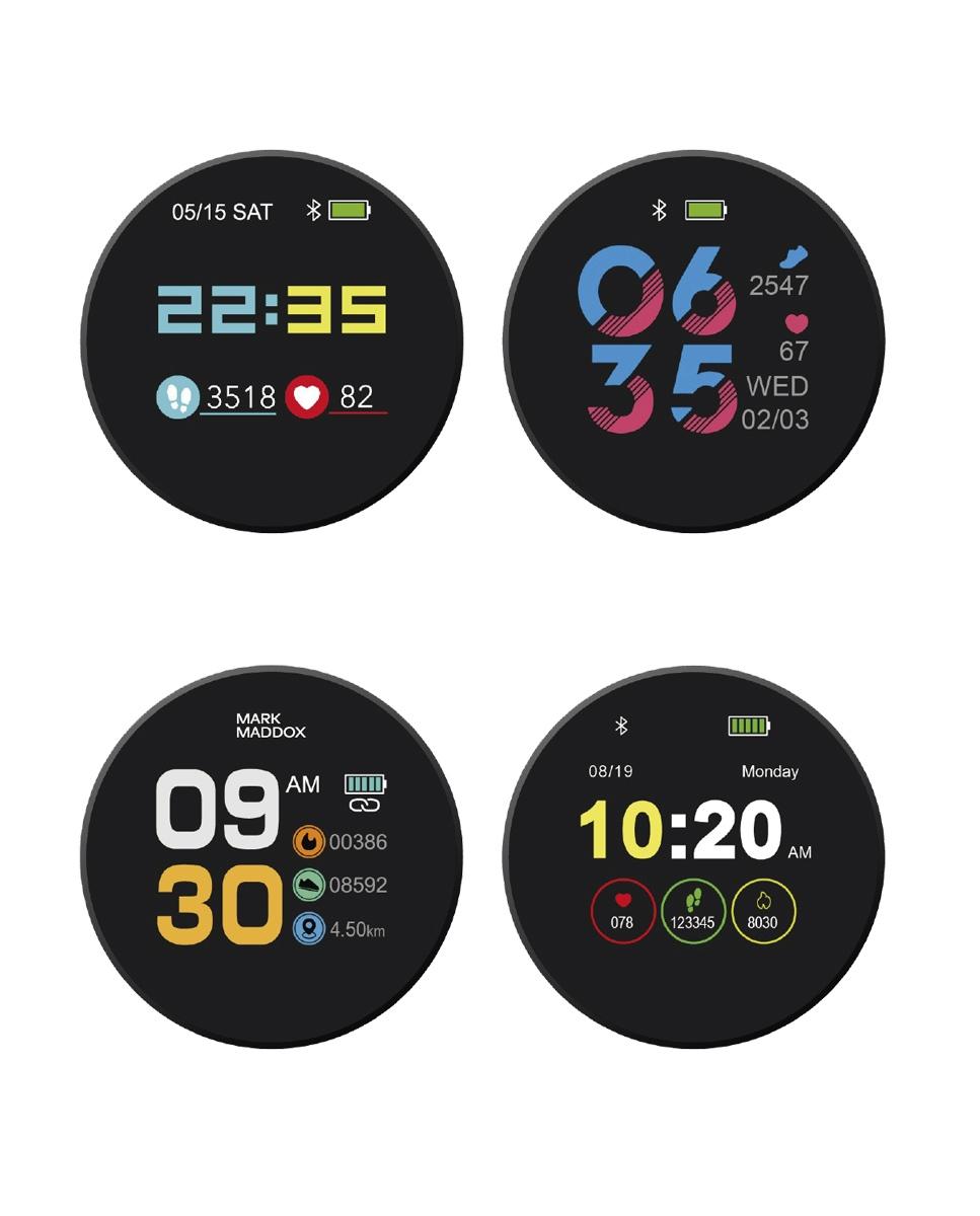 reloj mark maddox smartwatch reloj inteligente joyería juan luis larráyoz pamplona
