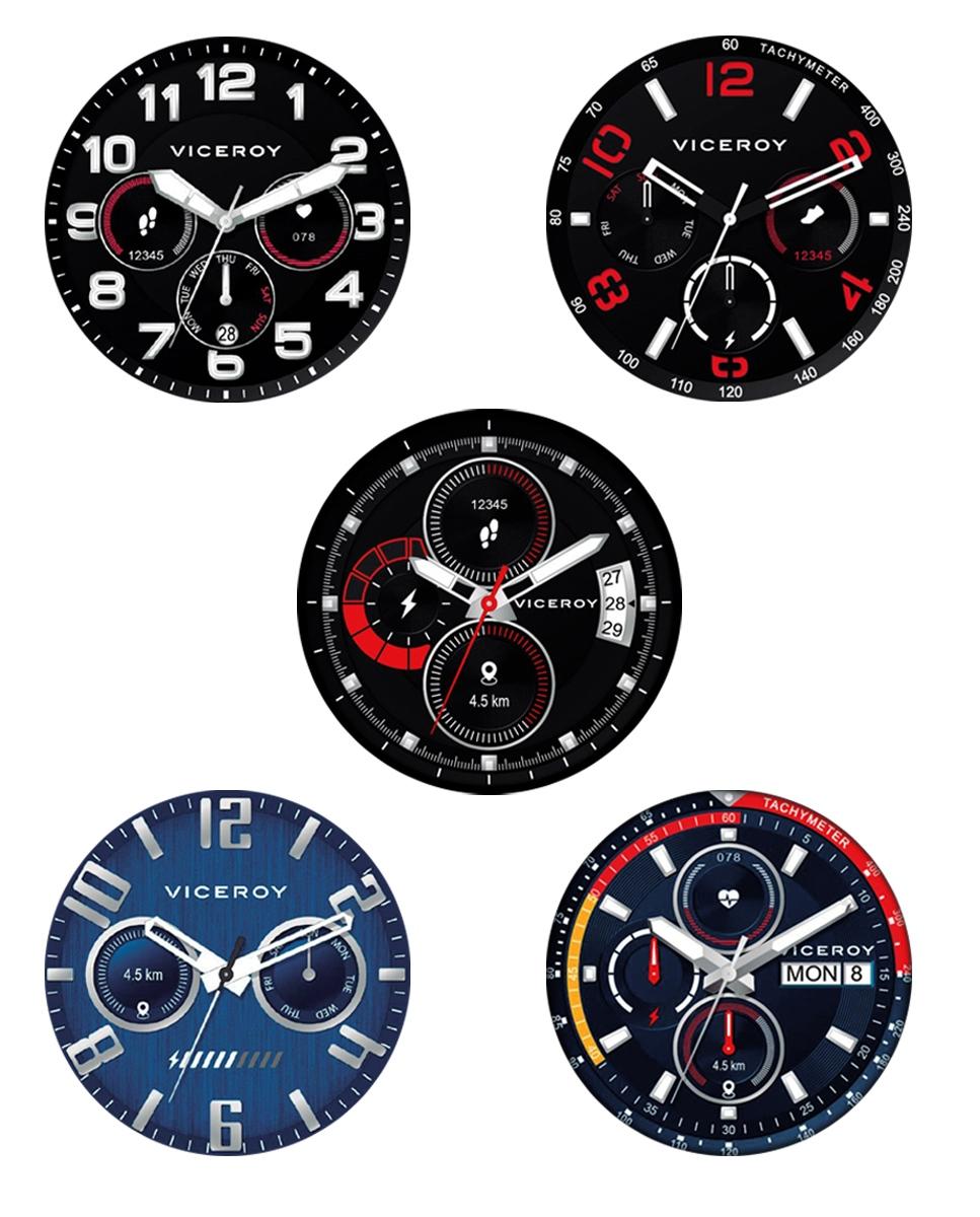 41113-10 reloj viceroy smartwatch smartpro hombre caballero man joyería juan luis larráyoz pamplona